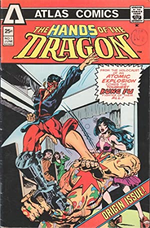 THE HANS OF THE DRAGON 1 - ORIGIN ISSUE!