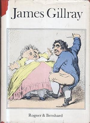 James Gillray. Hrsg. von Georg Piltz /: Gillray, James: