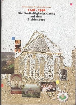 1248 - 1998 : Die Dreifaltigkeitskirche auf: Kirchenchor Oberfell (Hrsg.):