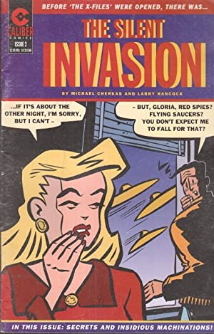 The Silent Invasion. Issue 2. Secrets and Insidious Machinations.
