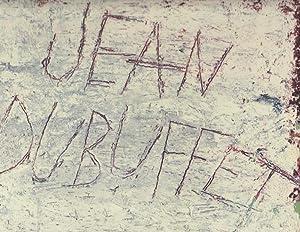 Les dessins de Jean Dubuffet.: Cordier, Daniel.: