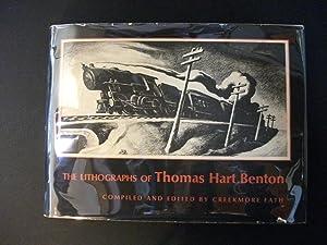 The Lithographs of Thomas Hart Benton: Cheekmore Fath