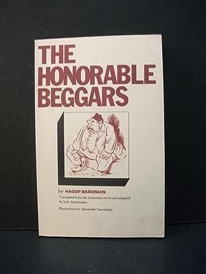 The Honorable Beggars: Hagop Baronian