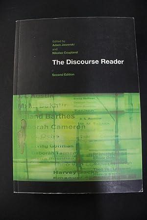 The Discourse Reader (2nd ed.): Adam Jaworski, Nikolas