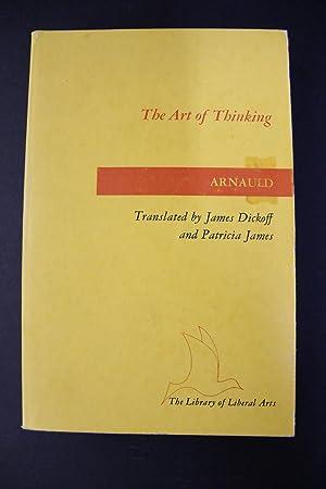 The Art of Thinking: Antoine Arnauld, James
