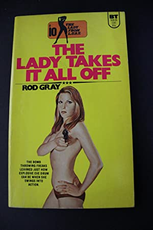 The Lady From L.U.S.T. #10 - The: Rod Gray