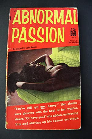 Abnormal Passion: John Nemec