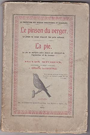 Le Pinson Du Verger - La Pie