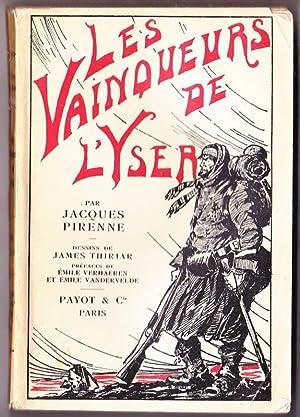 Les Vainqueurs de l'Yser: Jacques PIRENNE
