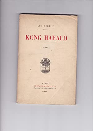 Kong Harald - poème