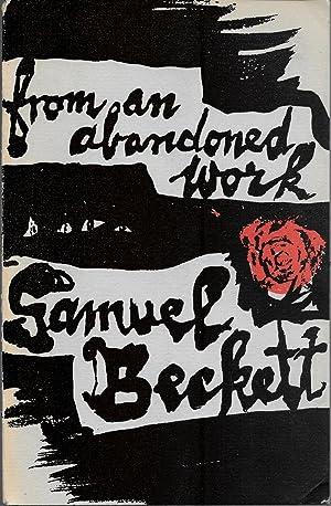 From an Abandoned Work: Beckett, Samuel