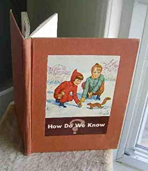 How Do We Know?: Basic Studies in: Wilbur L. Beauchamp