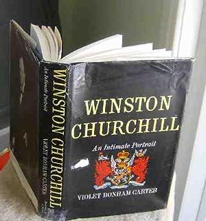 Winston Churchill: An Intimate Portrait: Violet Bonham Carter