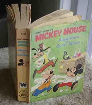 Mickey Mouse Adventures in Outer Space: George E. Davie