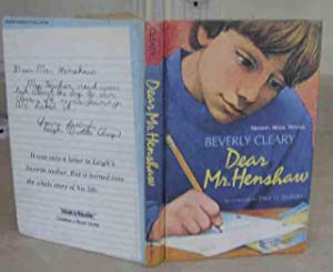 Dear Mr. Henshaw: Beverly Cleary