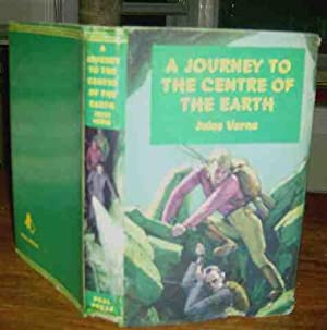 A Journey to the Centre of the: Jules Verne told
