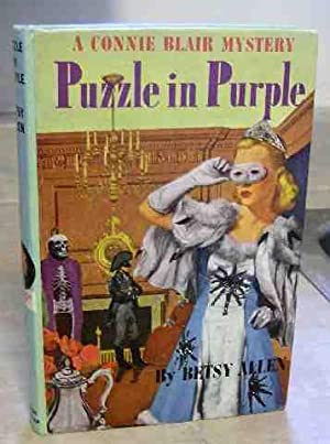 Puzzle in Purple: A Connie Blair Mystery: Betsy Allen