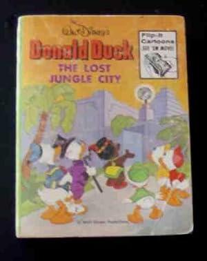 Walt Disney's Donald Duck The Lost Jungle