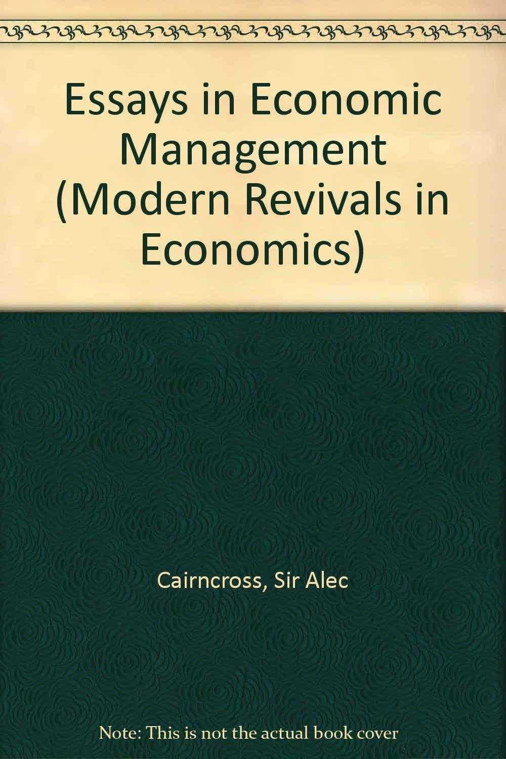 managerial economics 2 essay Managerial economics and strategic analysis this week's paper is required to be approximately 4 -6 pages in length, not including the title page and the reference page.