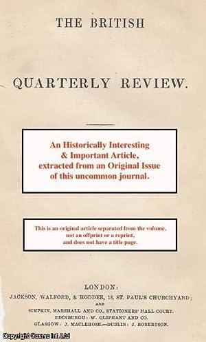 The Malmesbury papers: Mortimer Collins