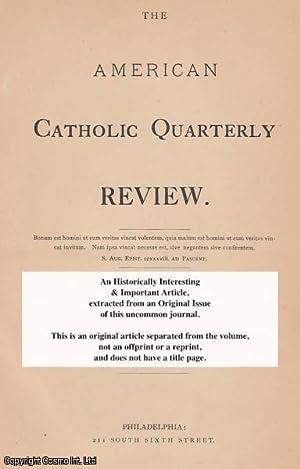 A Piece of Natural History for Worshipers: John Rickaby, S.J.