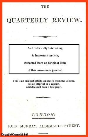Malcolm Memoir of Central India.: John Barrow.