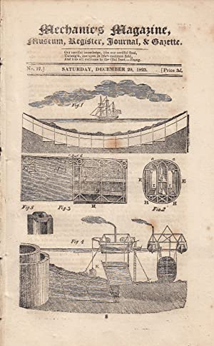 A Plan to Construct an Iron Tunnel