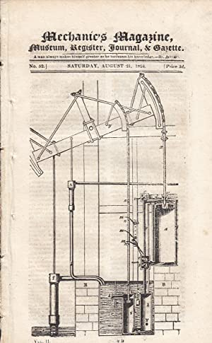 Descriptive History of the Steam-Engine Contined, by