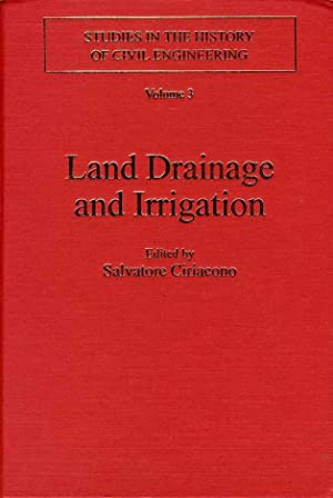 Land Drainage and Irrigation. (Studies in the: Brown, Dr Joyce