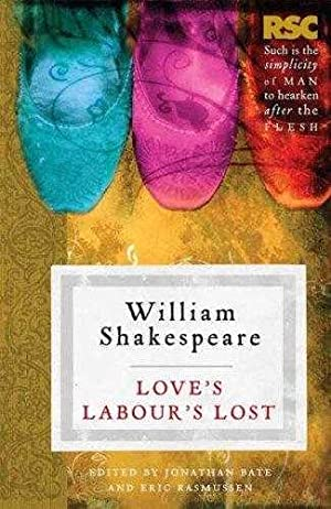 Love's Labour's Lost (The RSC Shakespeare): Shakespeare, William