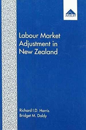 Labour Market Adjustment in New Zealand: Harris, R.I.D.