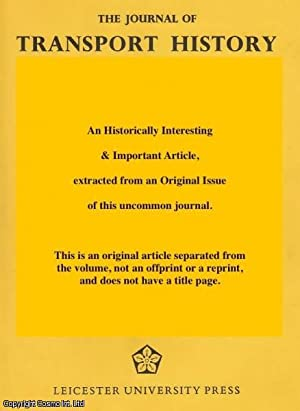 Jack Simmons: An Appreciation.: Dyos, H.J.