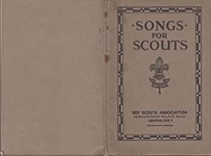 Twenty Songs for Scouts : Together with: Davies Sir Walford