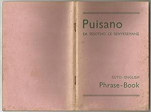 Puisano Ea Sesotho Le Senyesemane : Suto-English: Morija Sesuto Book