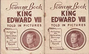 Story Of King Edward VIII : Told: Sankey, Hudson &