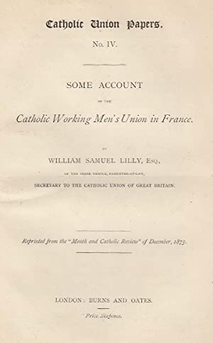 Varia. Catholic Pamphlet Collection. 11 titles, bound as one volume.: Various; Bishop of Salford, ...