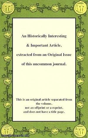 A Cordoned Urn From NE Scotland.: Kenworthy, J. B.