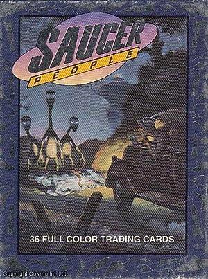 Saucer People. Trading Card Set.: Eric Nesheim; W.T.