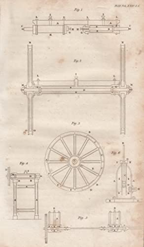 Specification of the Patent granted to Joseph
