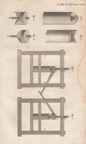 Specification of the Patent granted to Augustus Frederick De Heine, of Burr Street , East ...