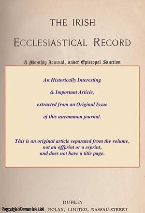 Institutiones Juris Publici Ecclesiastici.: Kinane, J.