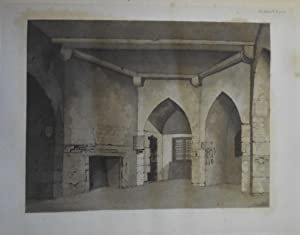 Account of Inscriptions discovered on the Walls of an Apartment in the Tower of London. A rare ...