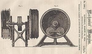 Tizard's Patent Quartz-Crusher And Amalgamator; Phenomena Of