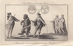 The Political Dancing Bear and A Satirical