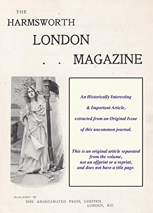 At The Eleventh Hour. A Dramatic Short Story. A rare original article from the Harmsworth London ...