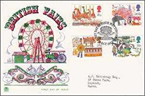 British Fairs. Royal Mail Special Commemorative Issue