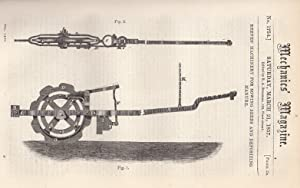 Reeves' Machinery For Sowing Seeds And Depositing