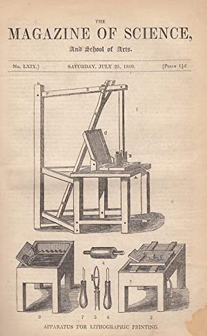 Apparatus For Lithographic Printing; On The New