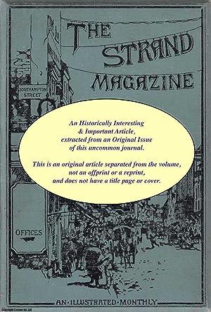 The Murder at The Villa Rose. A rare original article from The Strand Magazine, 1909.: Mason, A. E....