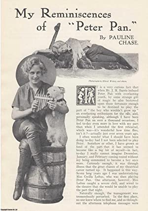 My Reminiscences of Peter Pan. An original article from the Strand Magazine, 1913.: Chase, Pauline